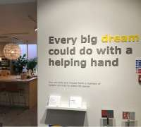 New IKEA store - measuring just 500sqft - is a destination for planning