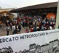 Mercato Metropolitano: The new 'hot spot' farmers market