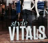 NYC women forego glamour in favor of comfort and performance-wear versatility