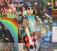 Street fashion emerges in Beijing, displaying itself as a global culture capital
