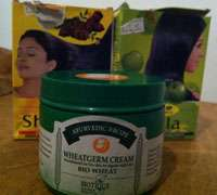 Wheatgerm cream by Biotique
