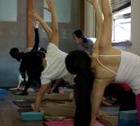 Yoga studios boom in Beijing, where gentler exercise is popular with millennials