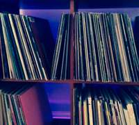 Vinyl addicts find refuge in Florence's Data Records