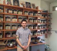 Oakland's Homestead Apothecary Owner Nic Weinstein