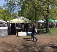 Chicago Farmers Market - Lincoln Park