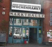 Berlin's Markthalle IX