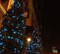Holidays in New York's SoHo