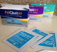 NiQuitin Stop Smoking Patches in Brazil