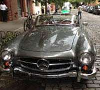 Certifited pre-owned Mercedes in Brooklyn, powered by Bio Diesel fuel