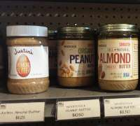 Nut butter sold on Bi-Rite's shelves in SF's The Mission