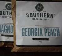 NYC's Southern Hospitality sweet tea foot soaks