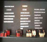 Ecigarettes and vapor cafes bring new flavors to smoking