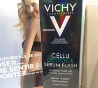 VICHY anti-cellulite cream with caffeine