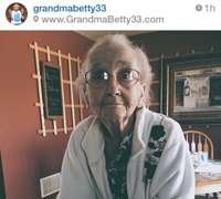 @grandmabetty33 the Instagram wonder from #100happydays