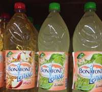 Bonafont Levisse flavored water beverage