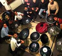 Cutting-edge Italian culture trend: Handpan House