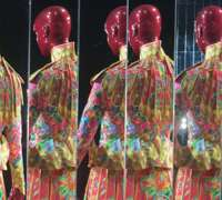 Chinese haute couture roots in traditional design