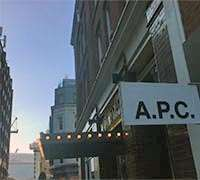 APC has reached London