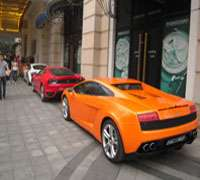 Culture trendspotting: Beijing luxury car club