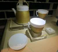 Luxury tea sets in Beijing