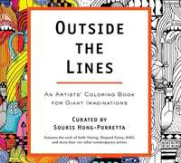 Souris Hong-Porretta Outside the Lines Coloring book