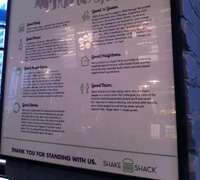 Shake Shack's innovative, locally driven menu