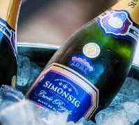Simonsig Bubbly, champagne straight from the farm